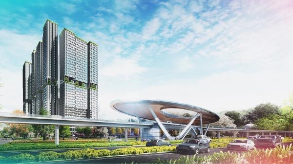 Gangnam District : Hunian Modern Nan Berkelas Dan Nyaman Di Kota Bekasi, Gangnam District Bekasi, Hunian Modern Baru, Apartemen terbaru Bekasi, Hunian Nyaman Bekasi, Smart Living, Smart Lifestyle